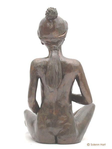 Favori Sculpture femme, statue de femme enceinte IB27